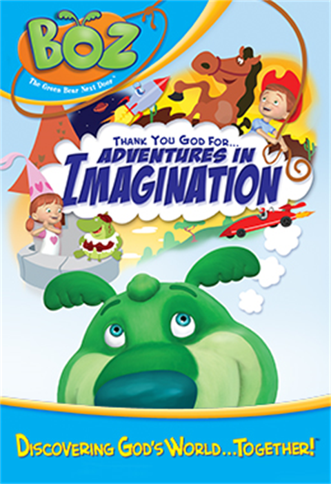 BOZ: Adventures In Imagination