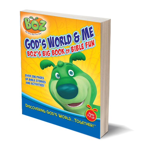 BOZ: God's World & Me