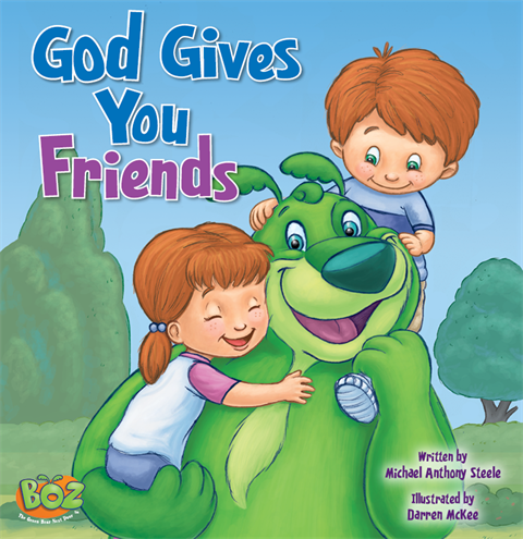 God Gives You Friends