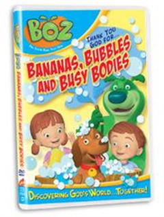 BOZ: Bananas, Bubbles and Busy Bodies DVD