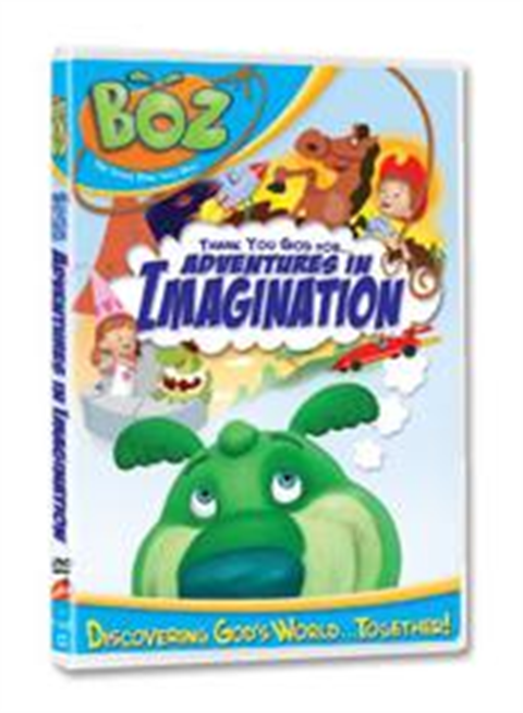 BOZ: Adventures In Imagination DVD