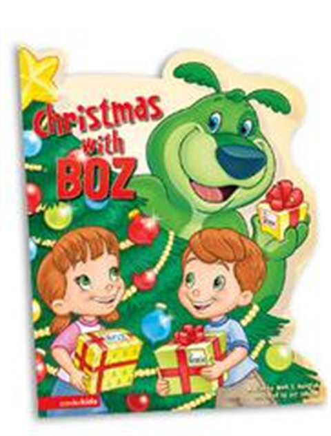 Christmas with BOZ - Book