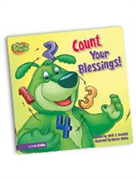 Count Your Blessings! - Book