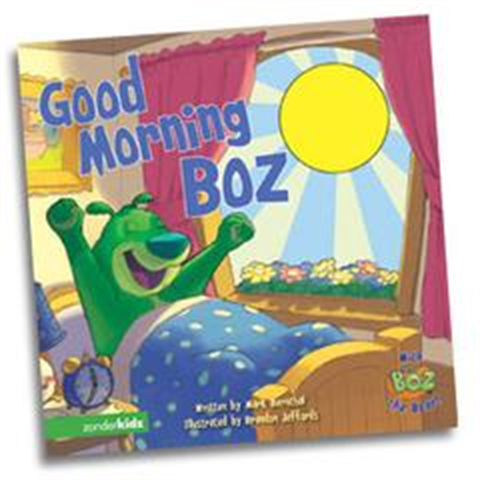 Good Morning, BOZ - Book