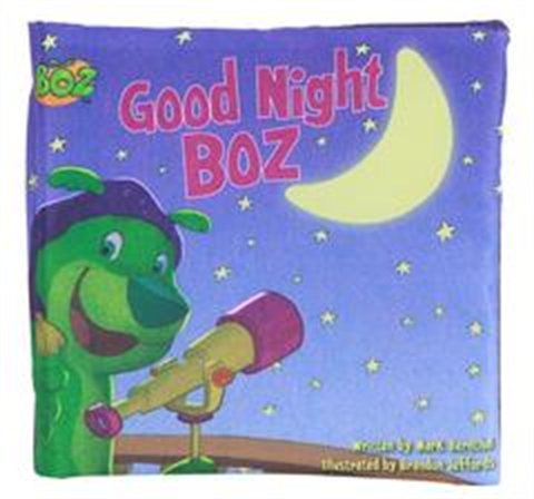 Good Night, BOZ Cloth Book