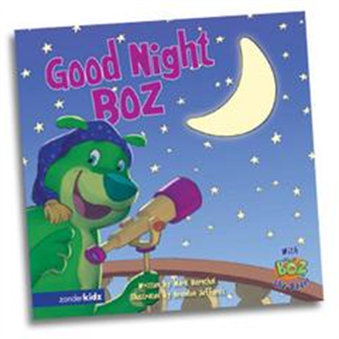 Good Night, BOZ - Book