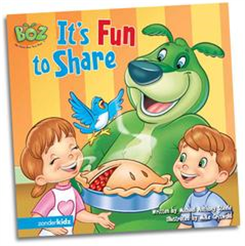 It's Fun To Share - Book
